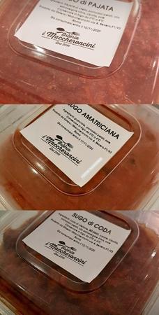 Immagine per la categoria Condimenti per pasta